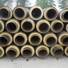 供应乌鲁木齐直埋保温管 聚氨酯保温管厂家