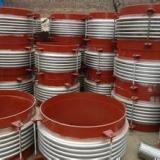 供应用于供暖气管道用的横向大拉杆波纹补偿器DN600pn1.6mpa 套筒补偿器专业生产厂家