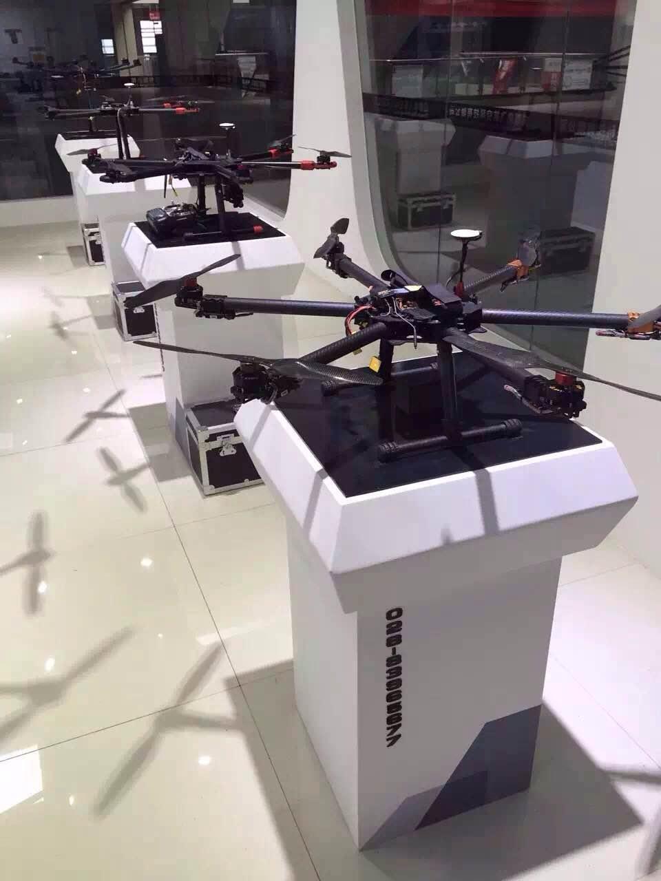 比翼电力无人机 8旋翼放线销售