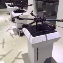 比翼电力无人机|8旋翼放线飞行器|云南电力架线无人机|放线飞机图片