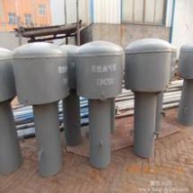供应用于国标的净水池罩型通气帽|dn200通气管|优质自循环通气帽厂家|H型通气管价格