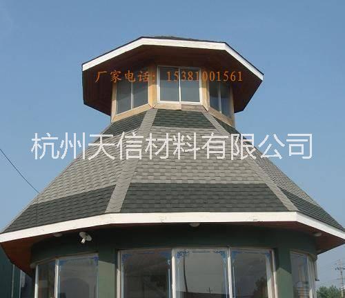 供应用于屋面的上海沥青瓦/油毡瓦/玻纤瓦专卖15381001561