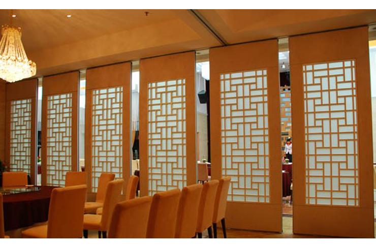 85型移动隔断  100型活动玻璃隔断 佛山玻璃隔断 欧式移动屏风