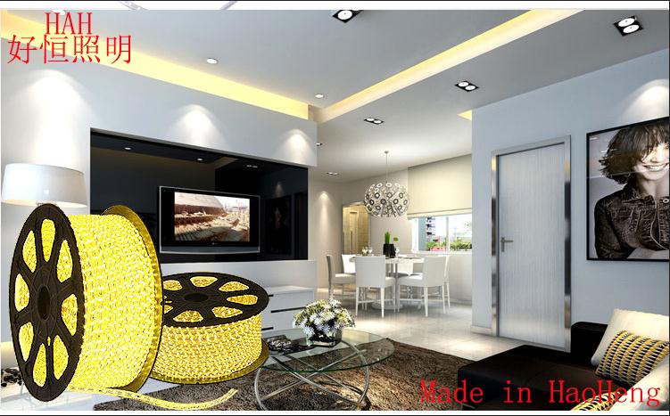 供应LED高品质灯带软灯带灯条厂家直销 5050 5730 3014 2835高低压灯带