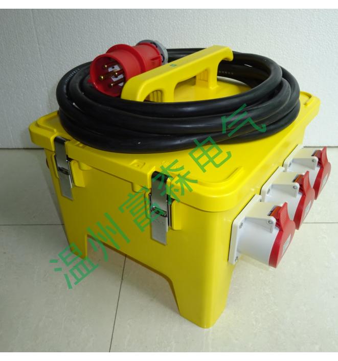 供应工业检修插座箱