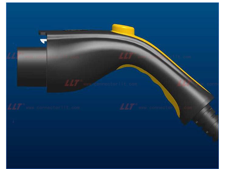 供应新能源充电枪_新能源汽车充电插座 电动汽车防水