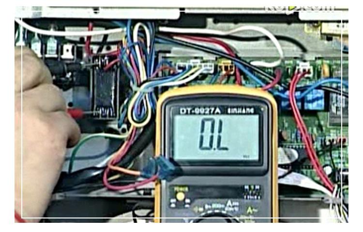志高三相空调接线图