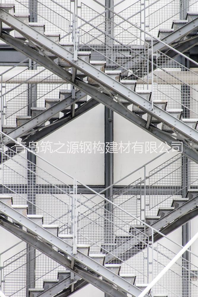 钢楼梯 楼梯钢结构楼梯