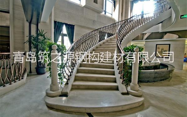 钢结构楼梯 钢结构楼梯室外消防楼梯