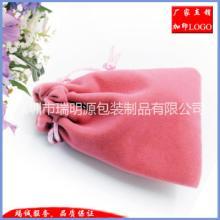 供应无纺绒布袋礼品袋束口抽绳绒布袋子专业定做深圳厂家批发图片