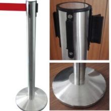 伸缩隔离带、一米线、伸缩护栏、栏杆座