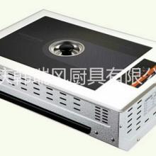 贵州韩式自助烧烤炉远红外线电烤炉重庆安派韩式烤炉EKL1200B韩式烤肉炉