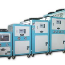 供应东莞风冷式工业冷水机|油冷低温螺杆式冷水机5匹风冷冻水机图片