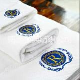 供应宾馆16S螺旋加强缎边毛巾