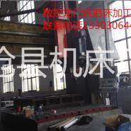 2米3米4米小型数控龙门铣磨床图片