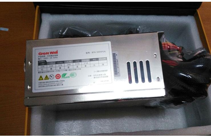 供应pc电源btx-500sp btx-500sp电脑电源 电脑电源 长城btx-500sp电源
