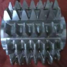 供应硬质合金齿轮刮削滚刀