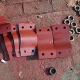 供应用于暖气供热的火力发电厂支吊架 钢管支吊架间距 立管焊接支座 恒力弹簧地以吊架作用  左右螺纹拉杆 全螺纹拉杆