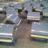 供应用于化工保冷管道的A5基准型双螺栓管夹 焊接支座 水平管滑动管夹 优质管道支吊架设计 风管支吊架专业生产厂家