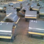 A5基准型双螺栓管夹图片