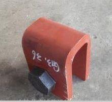 供应用于电力管道的G11板缝吊板 板缝吊板厂家 批发槽钢加强板图片