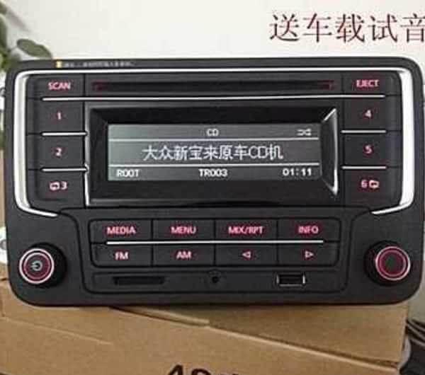 供应汽车cd机大众cd机