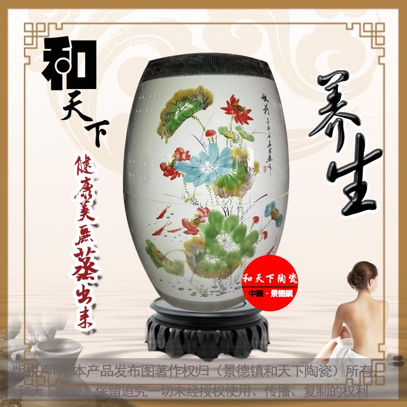 陶瓷小巴马能量缸  陶瓷能量缸 小巴马能量缸 陶瓷小巴马