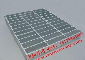 江苏热镀锌楼梯踏步板平台钢格厂家图片