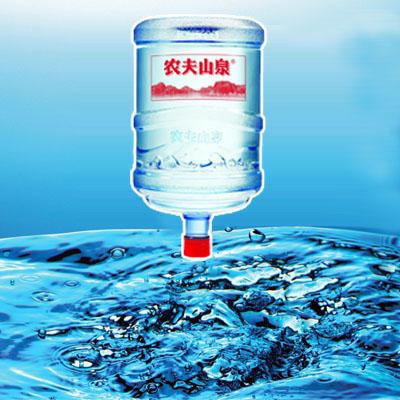 桶装水_桶装水供货商_供应广园新村最便宜的桶装水送