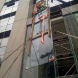 广州幕墙玻璃更换高空玻璃幕墙安装 高层幕墙维修 外墙维修