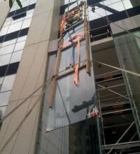 幕墙维修是建筑幕墙节能改造的革命公司江门玻璃幕墙开窗批发