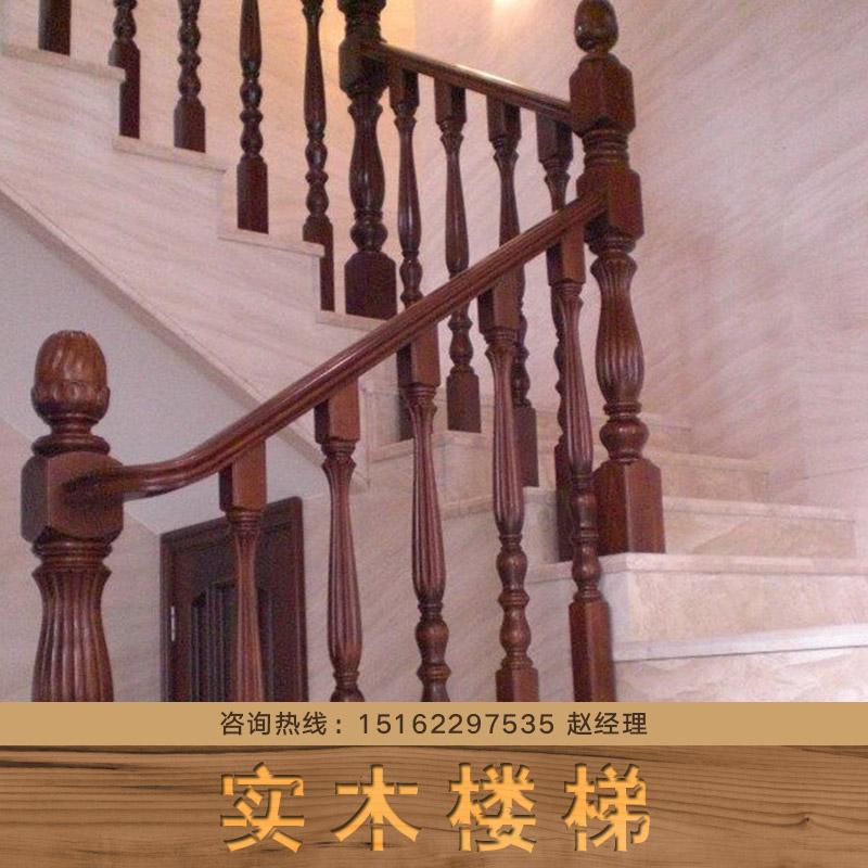 实木楼梯柱厂家_实木楼梯柱供应商