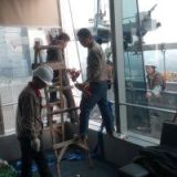 供应广州专业幕墙开窗 玻璃幕墙改造 市桥幕墙玻璃门窗