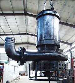 搅拌铁矿砂泵 四川矿渣泵 节能环保渣浆泵