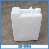 常州恒尊塑业供应25升扁桶、化工塑料桶|小口扁桶、塑胶化工桶