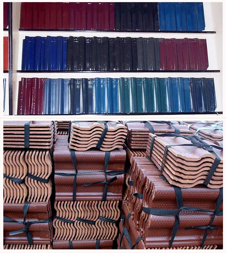 荆门陶瓷瓦价格 荆州陶瓷瓦厂家 黄石陶瓷瓦厂家 黄冈优质陶瓷瓦价格