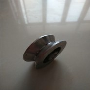 河北尼龙滑轮U型轨道轮图片