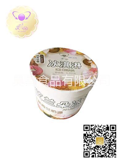 艾兰朵桶装冰淇淋价格