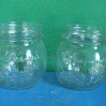 玻璃储物瓶厂家330ml螺旋饮料瓶苹果醋玻璃瓶批发