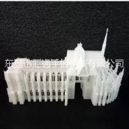 古建筑物模型 3D打印图片