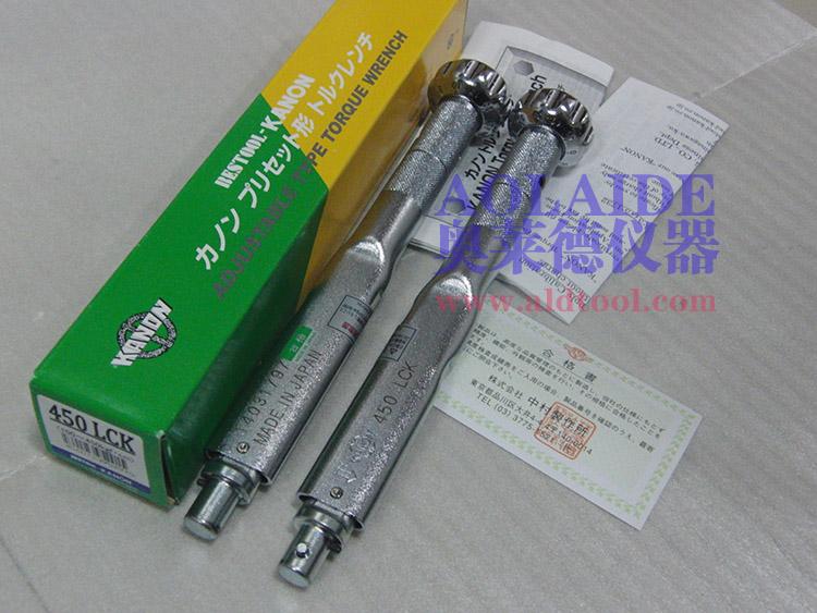 供应日本KANON中村扭力扳手N6LCK  中村扭力扳手厂家