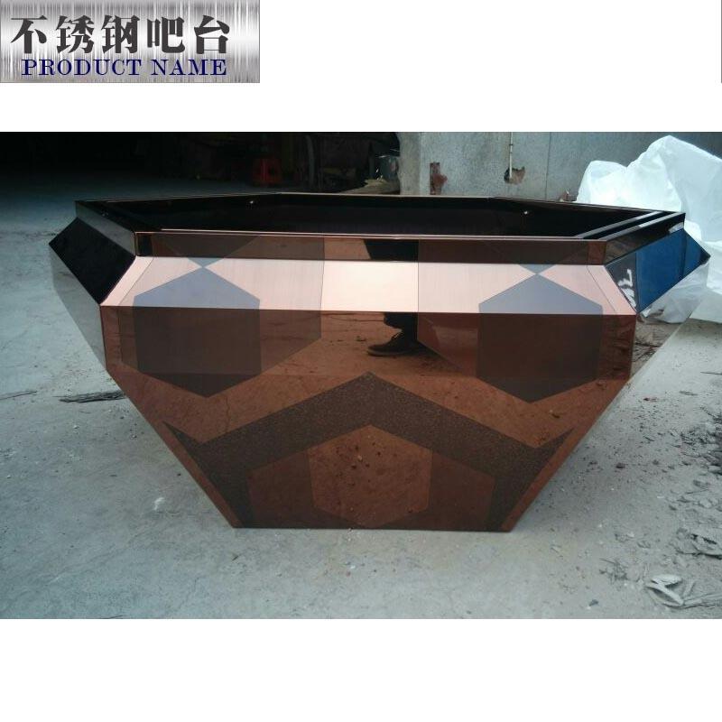 供应ktv不锈钢吧台订制加工 不锈钢吧台图片 不锈钢吧台价格优惠