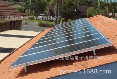 光伏发电系统图片/光伏发电系统样板图 (2)