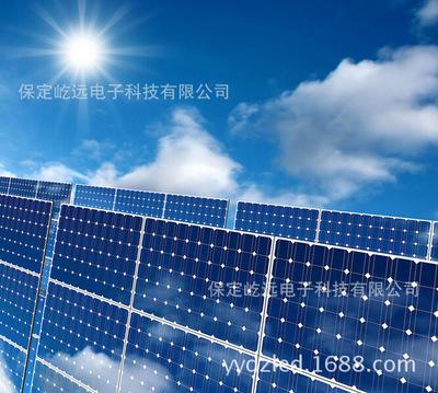光伏发电系统图片/光伏发电系统样板图 (4)