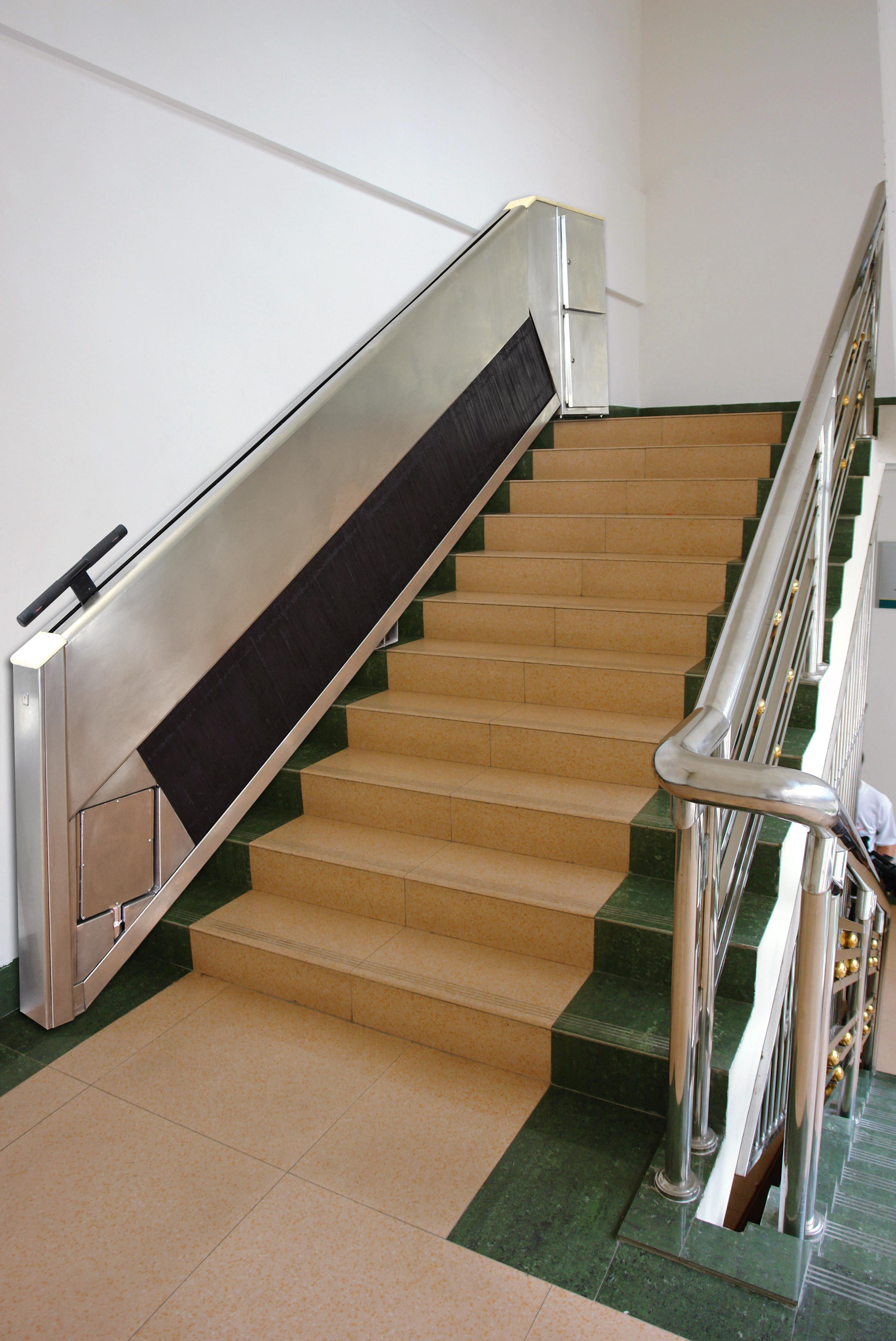 一步楼道电梯厂家 家用别墅电梯 老旧楼加装电梯 座椅电梯