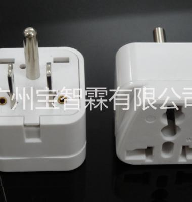 美标电源转换插头图片/美标电源转换插头样板图 (2)