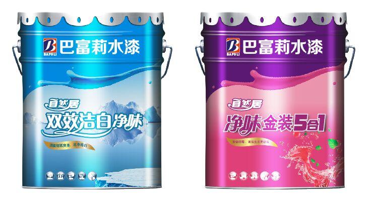 供应用于化工涂料的广东佛山巴富莉水漆  厂家直销