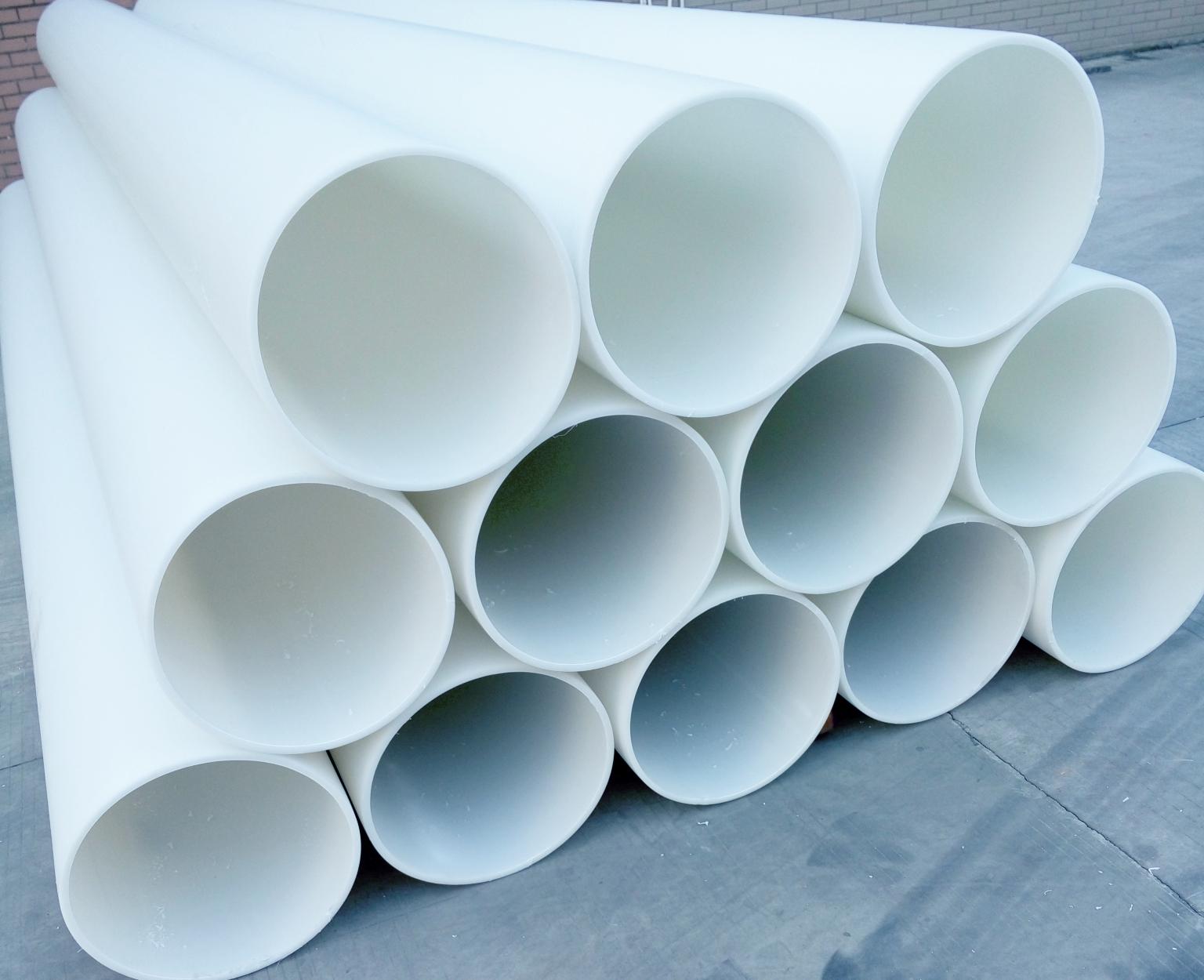 供应一次成型聚丙烯PP管、PP管材、化工管道、建筑工程管道、给排水管道