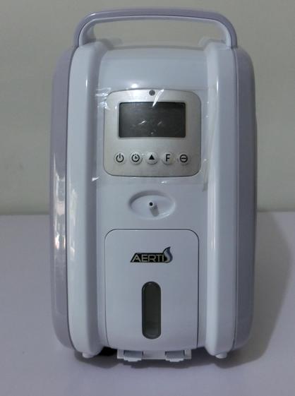 供应南阳爱尔泰制氧机抢购中AM-1W   家用制氧机便携式氧气机老人吸氧机 AM-1W 1L便携型