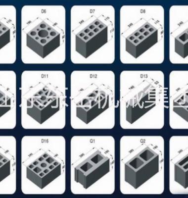 免烧砖机图片/免烧砖机样板图 (2)